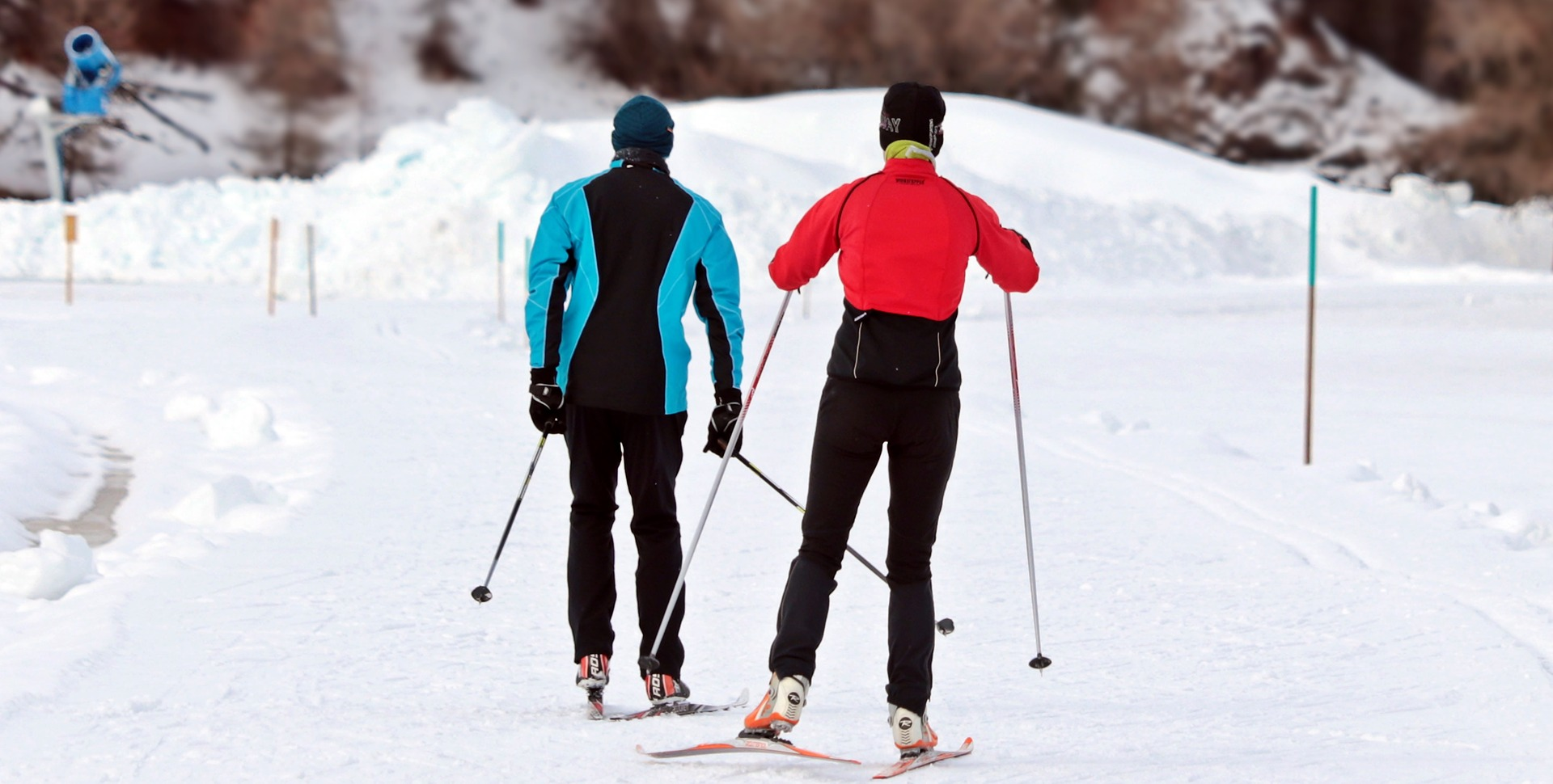 Skiing the Race of Faith