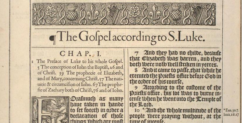 Special: How Bibles aretranslated