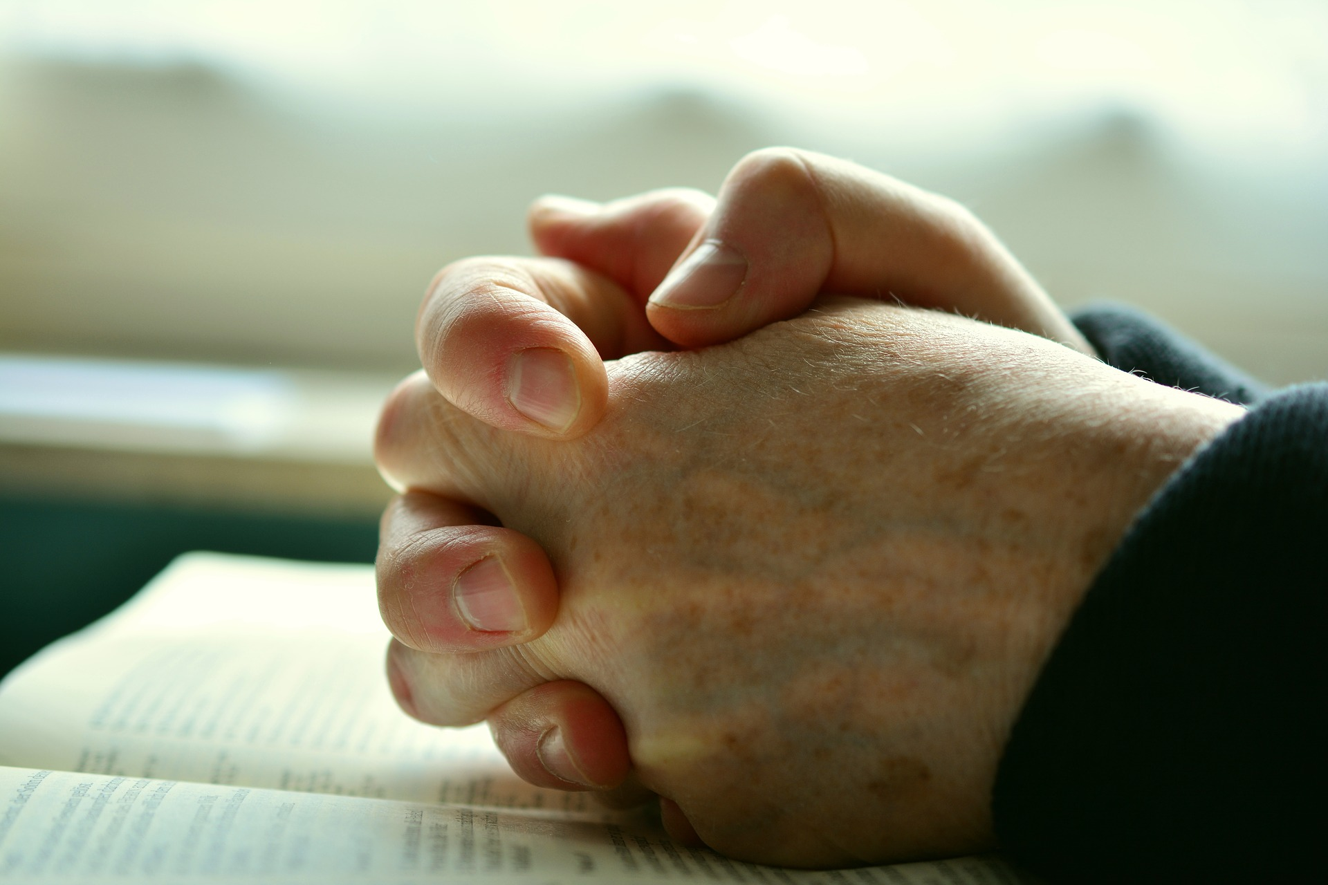 Praying Always with All Prayer
